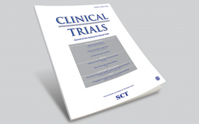 Design and Analysis of a Clinical Trial Using Previous Trials as Historical Control