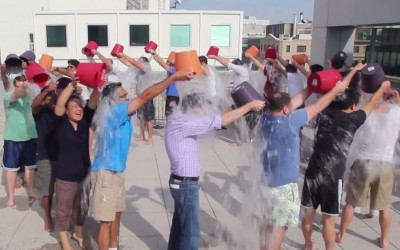 Origent Takes the ALS Ice Bucket Challenge